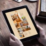 Cash Design Website Sample