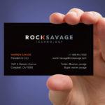 RockSavage Card