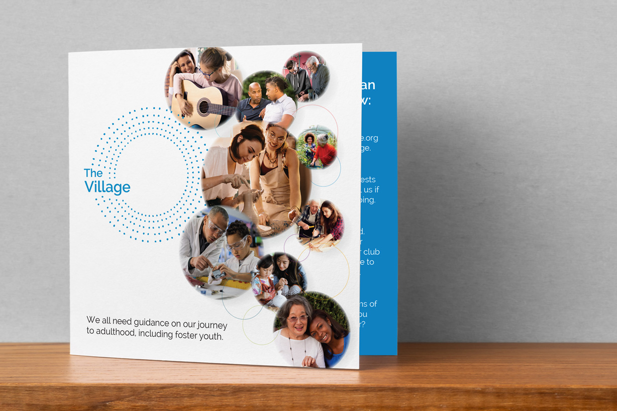 The Caring Village Brochure
