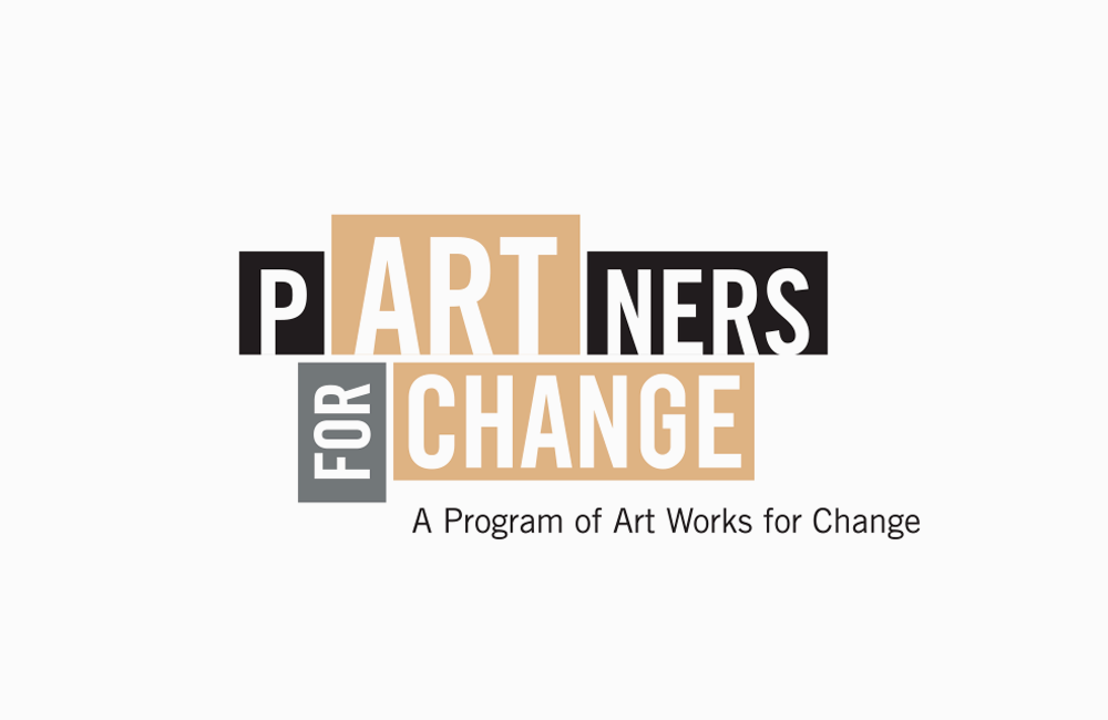 Partners for Change Logo Design