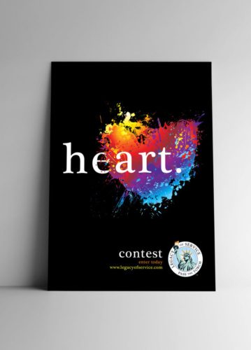 Heart Poster Contest