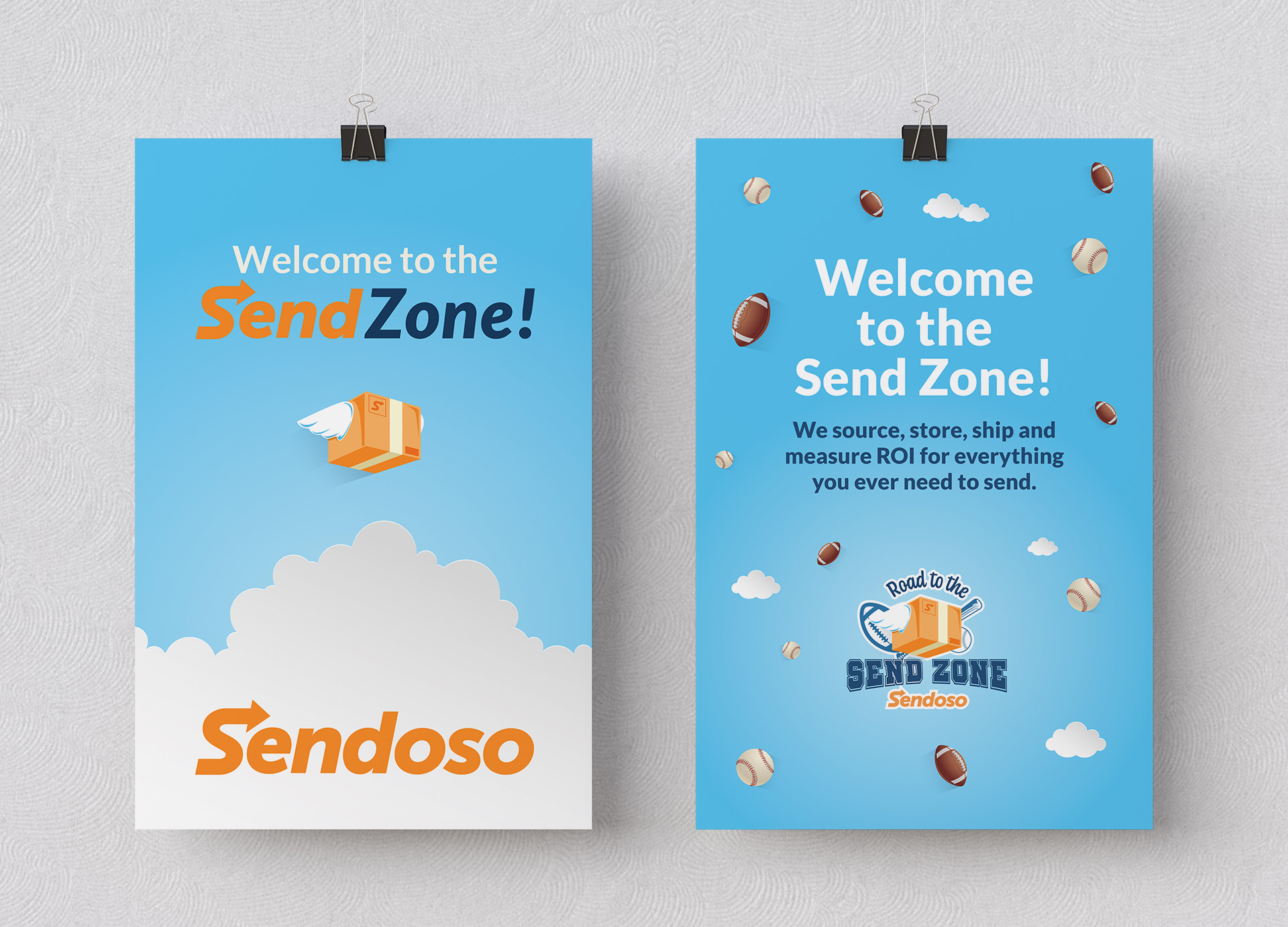 Sendoso SendZone Posters